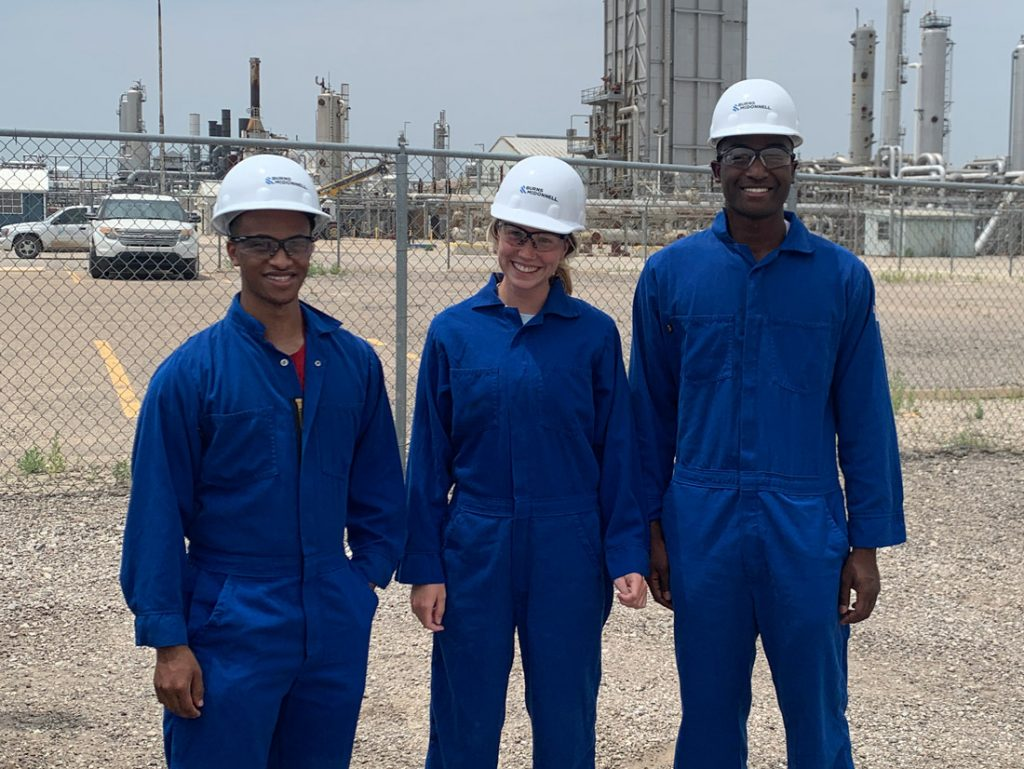 Burns and McDonnell internship - summer 2021 hands-on engineering experiences