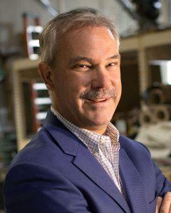 Portrait of Andy Bonderer