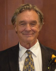 Portrait of Mark Clark