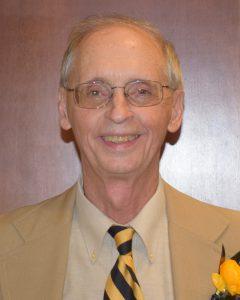 Portrait of Martin Kehoe