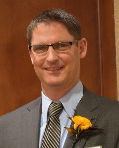 Portrait of Tim Crockett