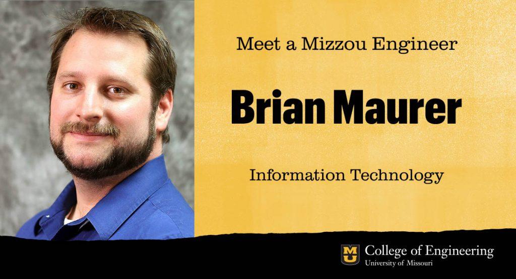 Brian Maurer Portrait